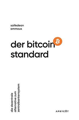 Bitcoin Standard Buch