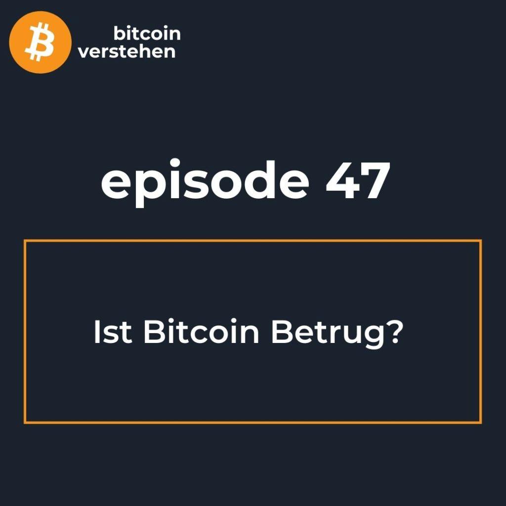 Bitcoin Podcast Betrug