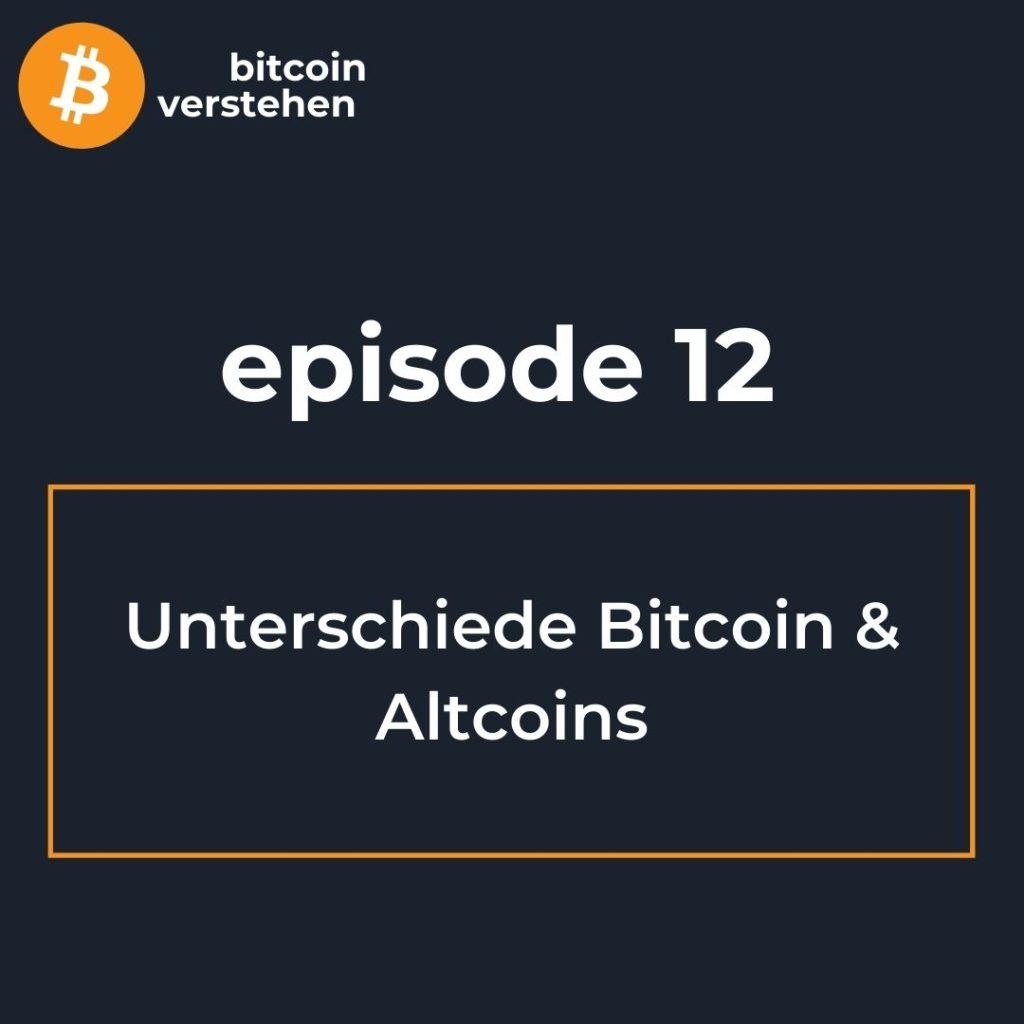 Bitcoin Podcast Altcoins