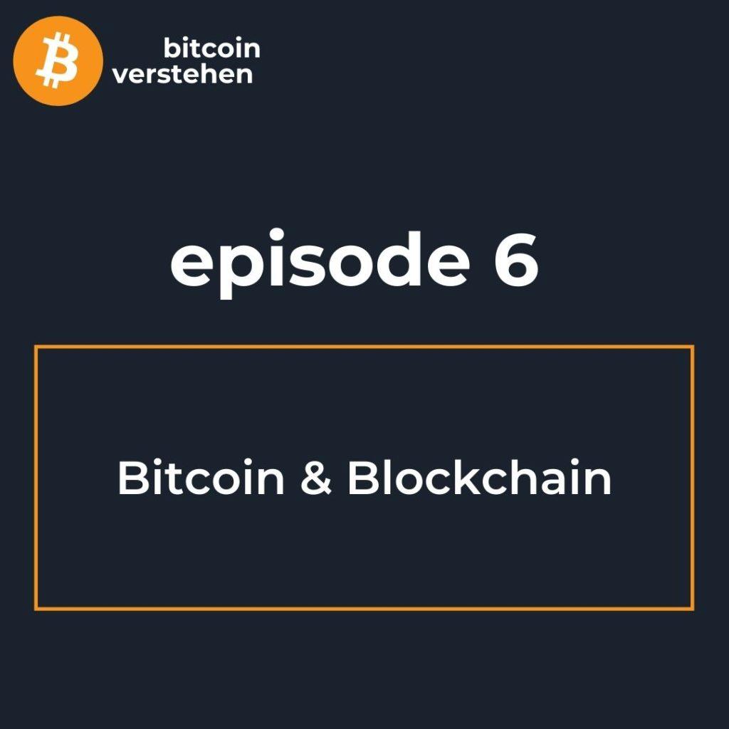 Bitcoin Podcast Blockchain