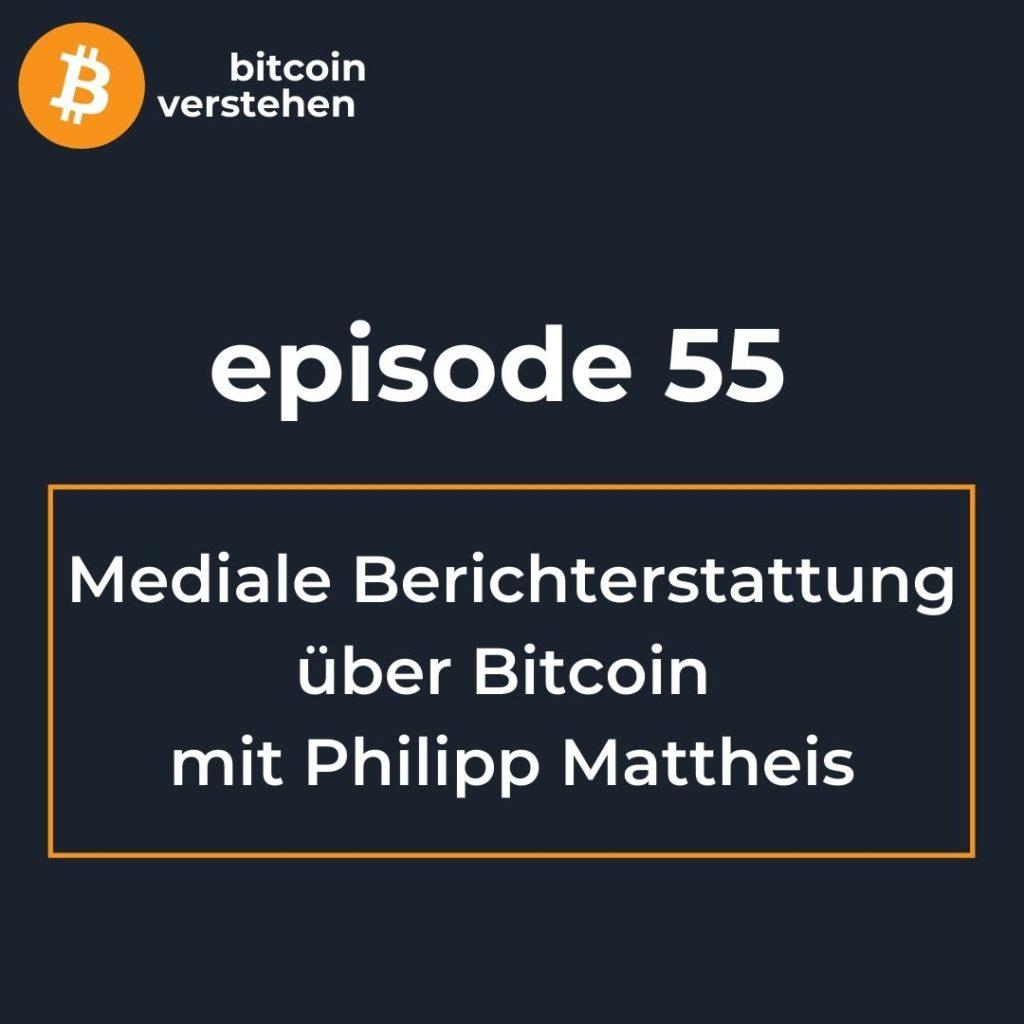 Bitcoin Podcast Medien Philipp Mattheis