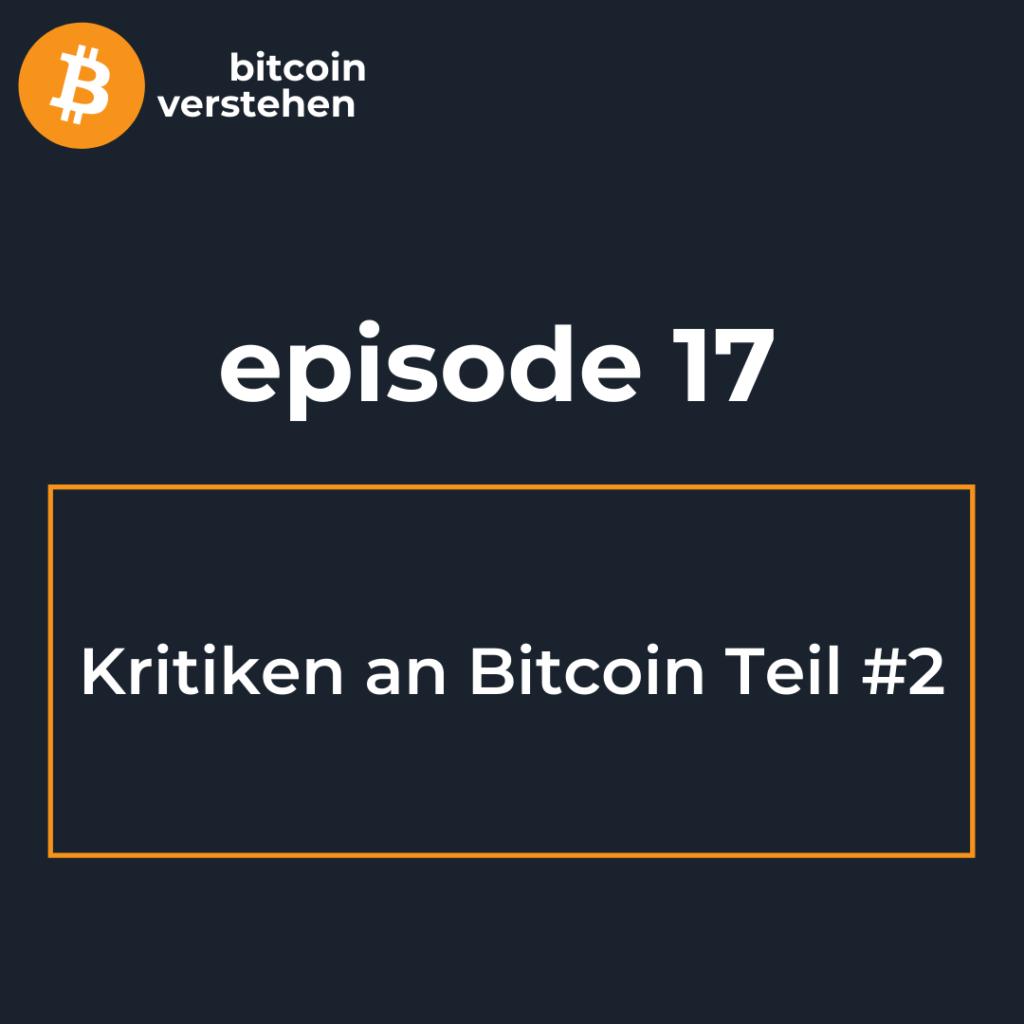 Bitcoin Podcast Kritiken 2