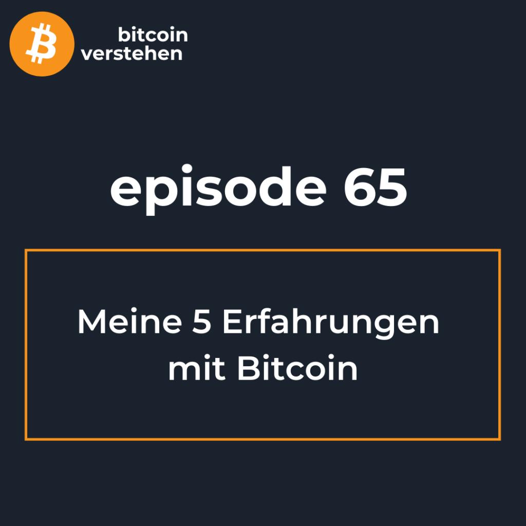 Podcast Bitcoin Einsteiger einfach deutsch