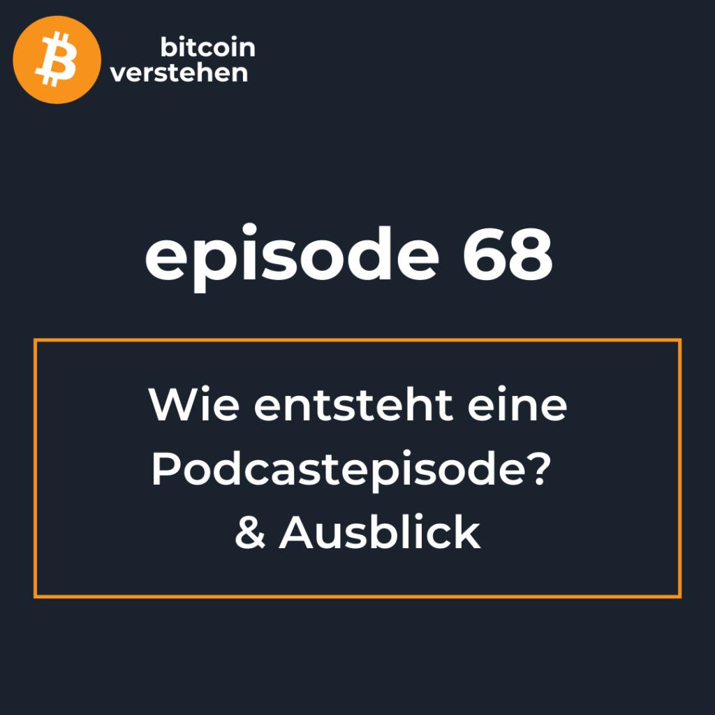 Podcast Bitcoin deutsch Einsteiger