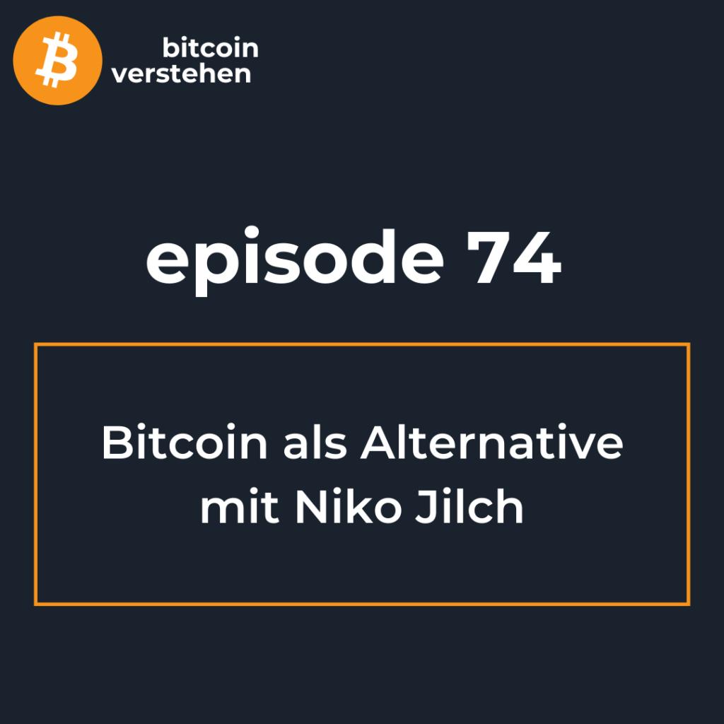 Podcast Bitcoin deutsch Alternative Inflation